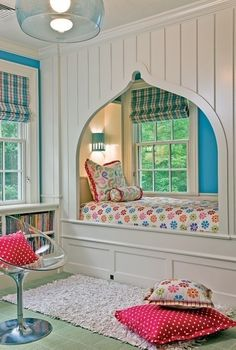 cute bedroom for a little girl