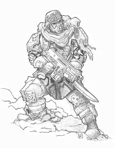 232 best 40k: Astra Militarum images on Pinterest in 2018