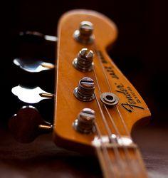 Fender Jazz Bass 1978 by martijn prins, via Flickr