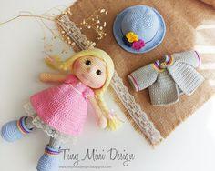 Mesmerizing Crochet an Amigurumi Rabbit Ideas. Lovely Crochet an Amigurumi Rabbit Ideas. Crochet Bear, Crochet Dolls, Crochet Stitches Patterns, Bear Toy, Stuffed Toys Patterns, Amigurumi Doll, Crochet Projects, Free Pattern, Construction