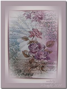 'Mir'acle Art Inspirations: Impression Obsession