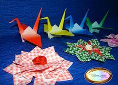 Origami Maniacs: 11 Projects with Origami Cranes/11 Proyectos Con Grullas de Origami