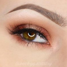 Highlighted Lid   MUA Tips: How to Fake Big Eyes with Makeup