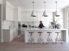 Interior design ideas | Kitchen Decor Ideas | Contemporary Kitchen Ideas | Interior Design Ideas | Modern Interiors | Inspire yourself with Boca do Lobo | Find all in www.bocadolobo.com/en