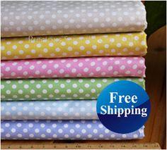 Cotton Fabric square fat quarter bundles / by PreciousSerenity, £9.99