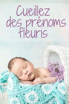 Des idées de #prénoms qui fleurent bon le #printemps #prenoms #prénom  #prenomgarçon #prenomfille #prenombebe #bébé