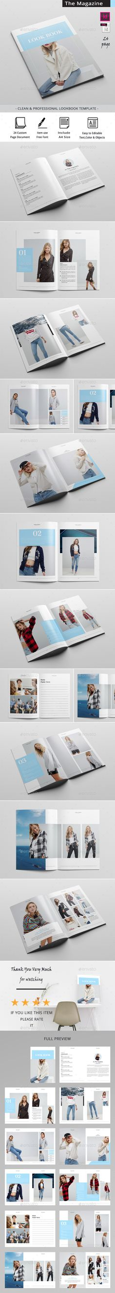 #Lookbook - Catalogs #Brochures