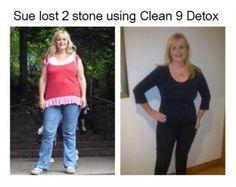 Sue is Clean9-et használ. Itthon is működik! powerclean.flp.com