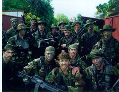 SEAL TEAM 2, Operation Just Cause- Panama 1989