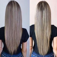 Resultado do antes e depois tomando @luminushair por 30 dias!!! 😱 Não só notei melhorias no comprimento do cabelo como também vi resultado na minha pele que ficou longe das espinhas 👏🏻 tomei, amei e recomendo! 🔝