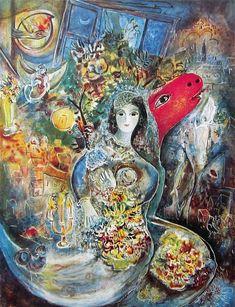 Marc Chagall - Bella