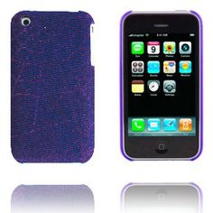 Spider 3 (Lilla) iPhone Deksel for 3G/3GS