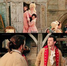 Bimbettes, Lefou & Gaston