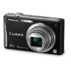 Panasonic DMC-FH25K 16.1MP Digital Camera with 8x Wide Angle Image Stabilized Zoom and 2.7 inch LCD (Black)  by Panasonic  4.4 out of 5 stars  See all reviews (255 customer reviews) | Like (115)  List Price:	$179.99  Price:	$134.65 & this item ships for FREE with Super Saver Shipping