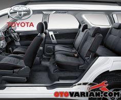 Tempat Duduk Mobil Toyota Rush