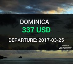 Flight from Minnepolis to Dominica by Avia #travel #ticket #flight #deals   BOOK NOW >>>
