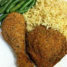Oven-Fried Chicken III