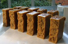 Oatmeal Honey Soap  Making Hot Process Soap in a Crock Pot