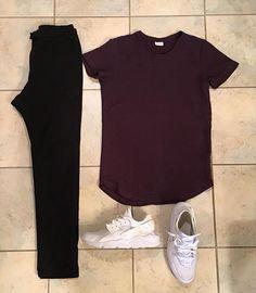 WEBSTA @ tonyyscloset - Violet Shoes : @nikerunning Pants : ZANEROBE Shirt…