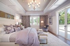 'Palm Beach transitional.' Marc-Michaels Interior...
