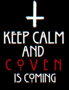 american horror story season 3 can't wait!!!