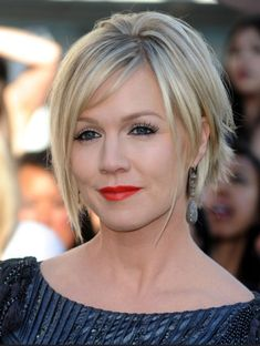 short hairstyles for women with a lot of hair 2014 | Short Hair Trends: Straight Messy Haircut for Women