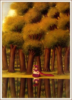Fernando Botero (Colombian, 1932) - A Stroll by the Lakeside, 1989