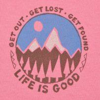 Get Out. Get Lost. Get Found.