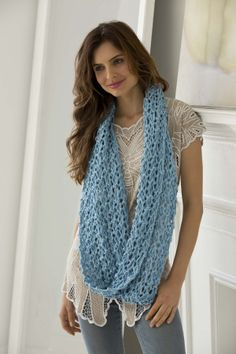 Free Pattern: All Season Cowl