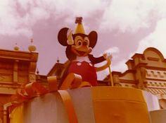 Mickey's 50th Birthday Parade