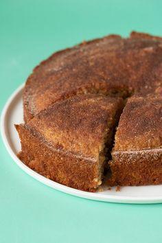 Cake Mix Recipes, Baking Recipes, Dessert Recipes, Loaf Recipes, Almond Milk Recipes, Chocolate Pudding Recipes, Cinnamon Tea Cake, Biscuit Recipe, Biscuit Pudding