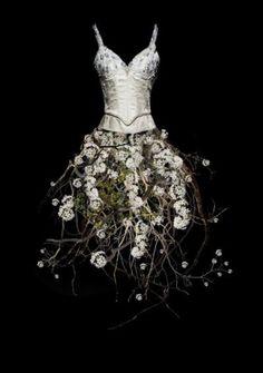 Todd Murphy - Flower Dress, 2010