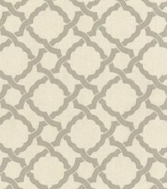 Upholstery Fabric-Waverly Kent Crossing Clay