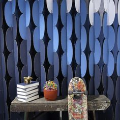 Modular Decorative Screens Made With Cardboard Pieces Offer Light And  Practical Room Dividers Which Can Add