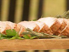 Barbecue Pork Roast recipe from Paula Deen via Food Network