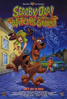 scooby doo movies | Scooby-Doo and the Witch's Ghost Movie Posters From Movie Poster Shop