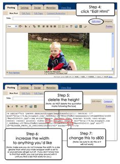 SO helpful!  I learned so much from this post about resizing pictures!