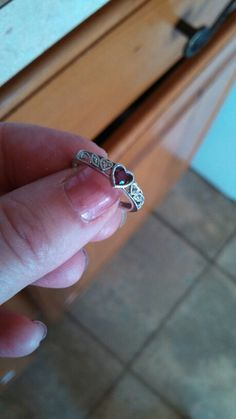 Purity Ring for our daughter