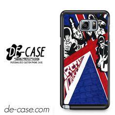 Arctic Monkeys Art For Samsung Galaxy Note 5 Case Phone Case Gift Present YO