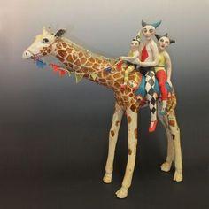 Marie PRETT - Giraffe Circus Family