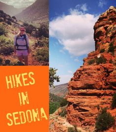 Near Sedona? You've gotta check out these great hikes. #hiking #arizona