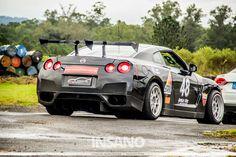 Nissa GT-R | Godzilla de mais de 1000 cavalos pra voar nas pistas. Track Day Crazy for Auto - ECPA