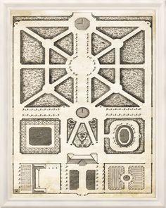 Garden Mazes: Quatrieme Parterre