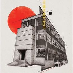 Walter Gropius's Fagus Factory | 1913 | Art and Technology - A new Unity