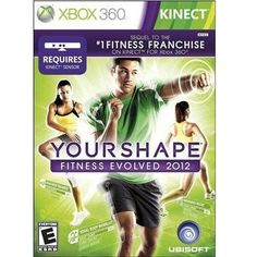 Your Shape Fitness 2012 Kinect 52704  -- Read more  at the image link. Note:It is Affiliate Link to Amazon.