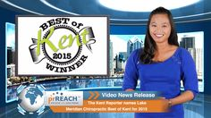 The Kent Reporter names Lake Meridian Chiropractic Best of Kent for 2015  http://www.prreach.com/?p=21071