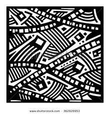 Znalezione obrazy dla zapytania abstract woodcut