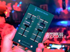 Pepperdecks Djoclate II: pocket size music mixer by Maarten & Maarten — Kickstarter