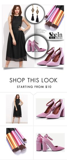 """""""SheIn 6"""" by melisa-hasic ❤ liked on Polyvore"""