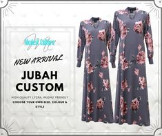 NEW ARRIVAL JUBAH CUSTOM  10% OFF Material: High Quality Lycra { Choose your own Colour,Size & Style }  Additional Offer: Get Freebies Above RM250 & Free Shipping for purchases Above RM350  Online Order: Whatsapp: www.wasap.my/60143370263  Website: www.modestculture.com (fast respond)  #wudhufriendly #solatready #modestculture